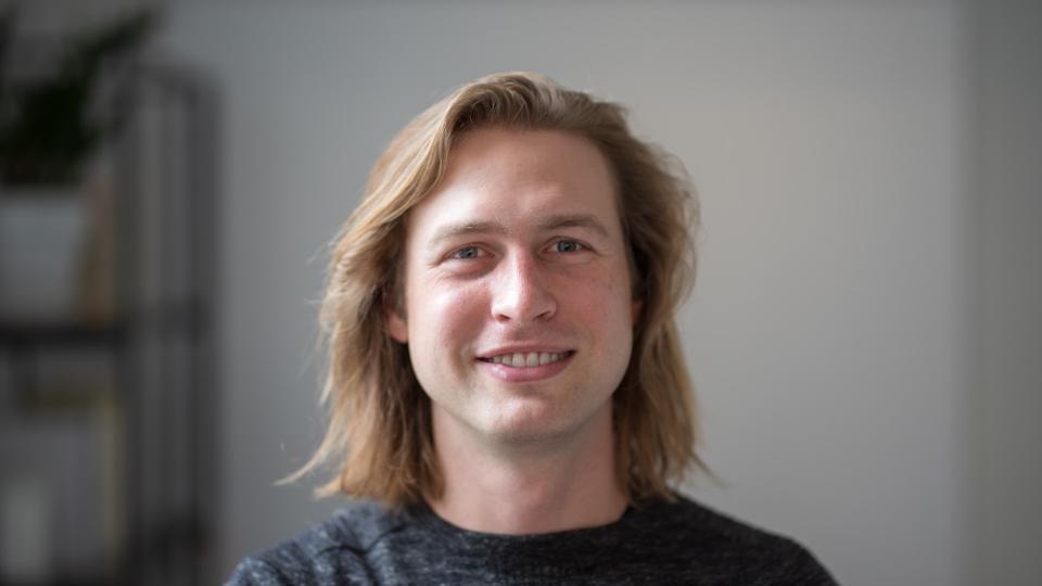 Plaid CEO Zach Perret