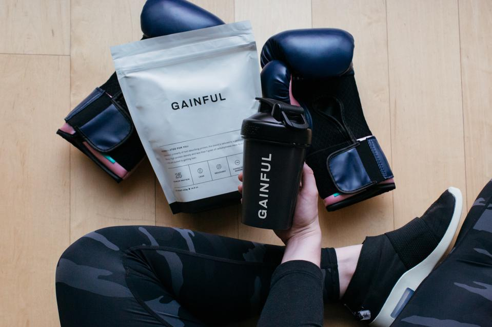 Gainful has added a hydration drink mixes line to its core protein business.
