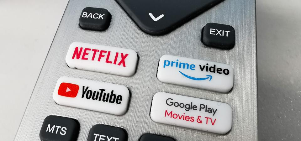 Watching Streaming Platforms On Television