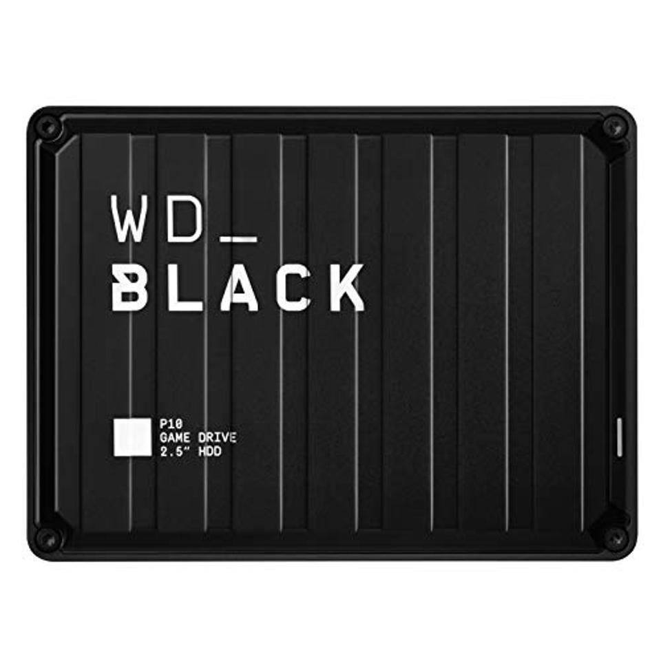WD Black 5TB P10