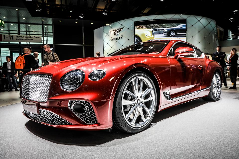 Bentley's design boss is leaving after five years, but a lifetime at the Volkswagen Group.