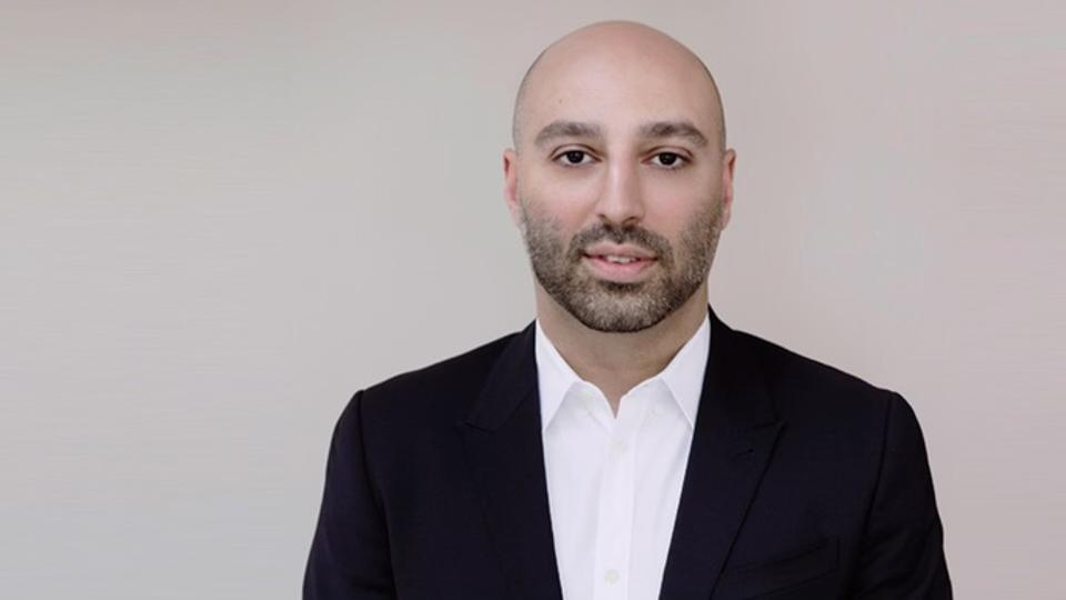 Nader Navabi, CEO of the global talent platform Orbiiit