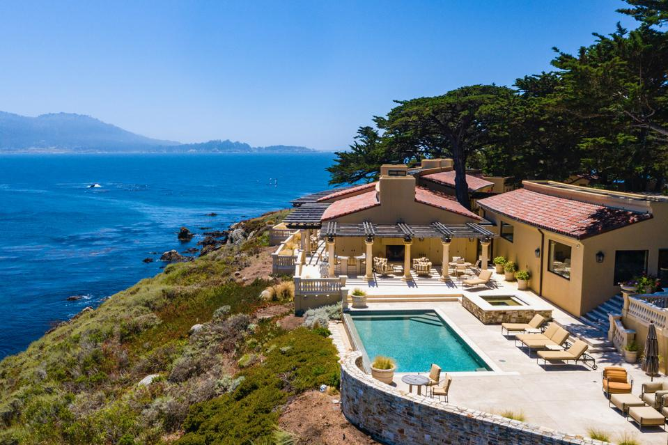 Estate on Pescadero Point, Pebble Beach