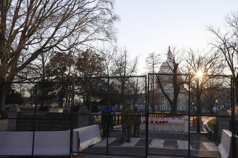 Washington, DC braces for potential unrest ahead of presidential nomination