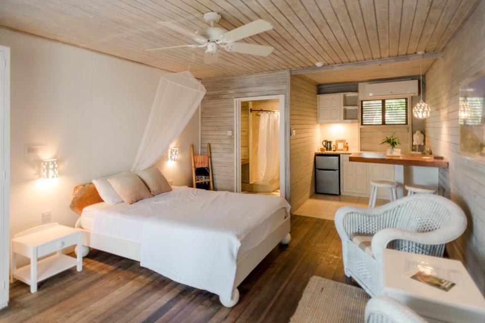 Room at Eco Lifestyle Lodge