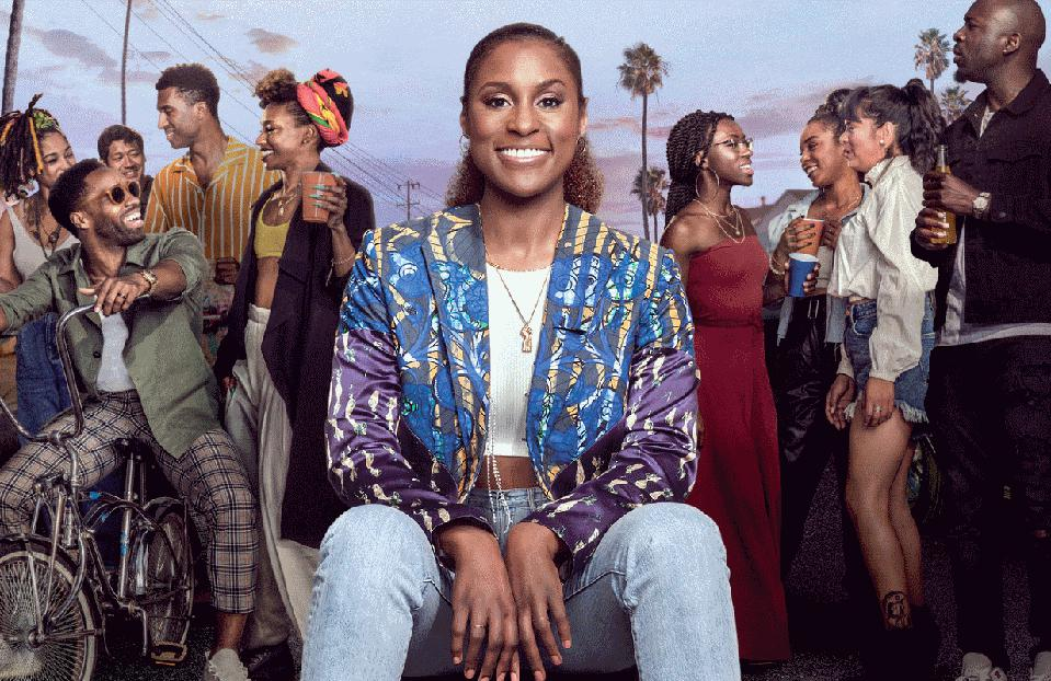Issa Rae in Insecure. (HBO)