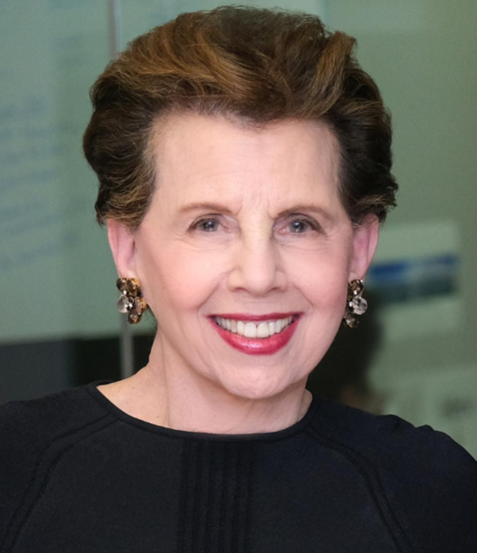 Ms. Arsht is a business leader and impact philanthropist