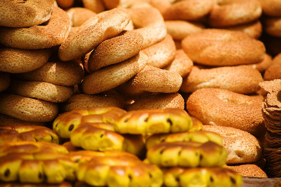 Jerusalem-style bagels are a must-try alternative to the traditional bagel.