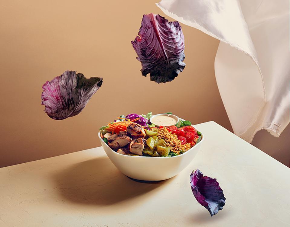 Sweetgreen's new Crispy Chicken Salad