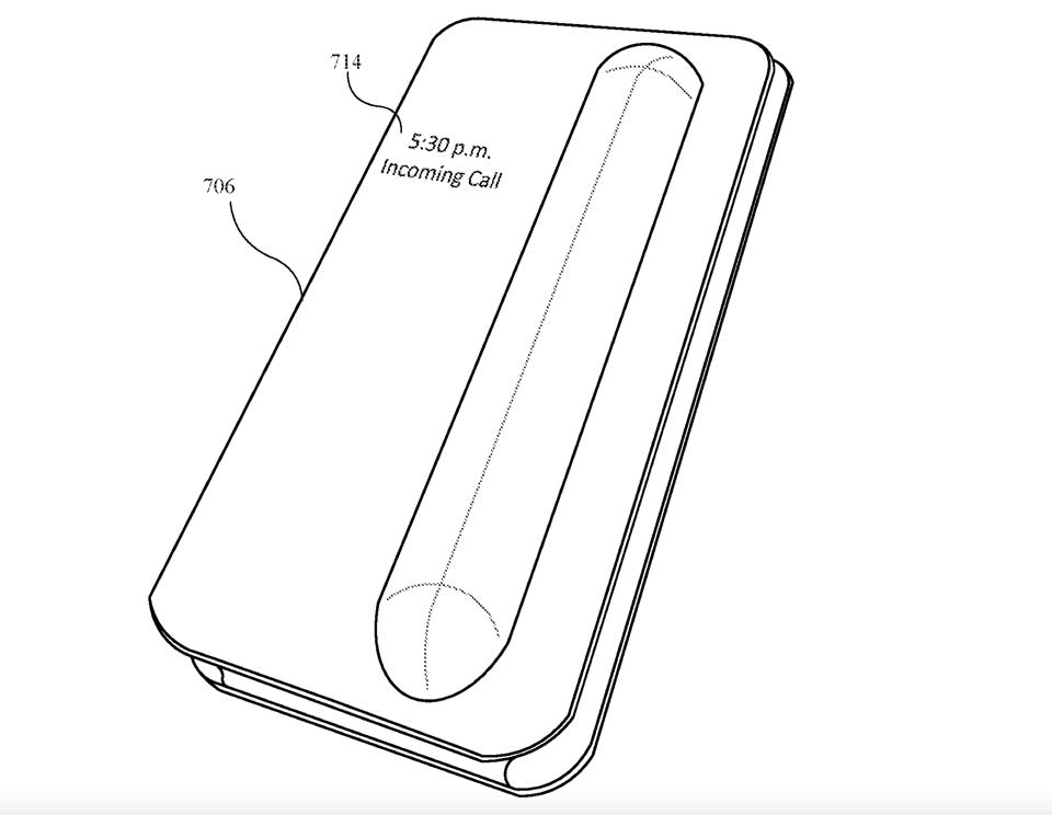 Maybe the new iPhone case could have a neat bump to hold the AirPods.