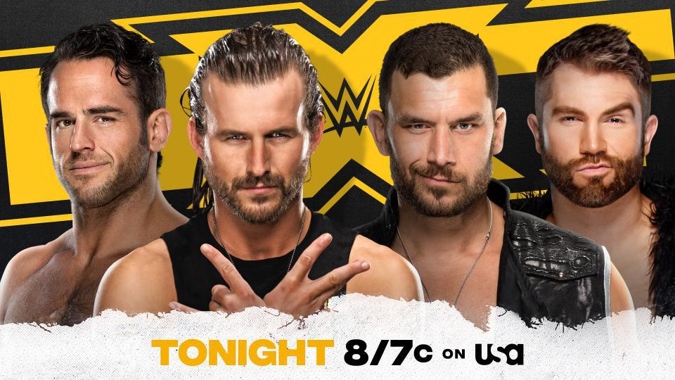 WWE NXT featuring the kickoff of the Dusty Rhodes Classic.