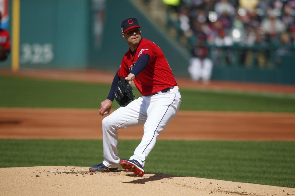 Atlanta Braves v Cleveland Indians - Game One