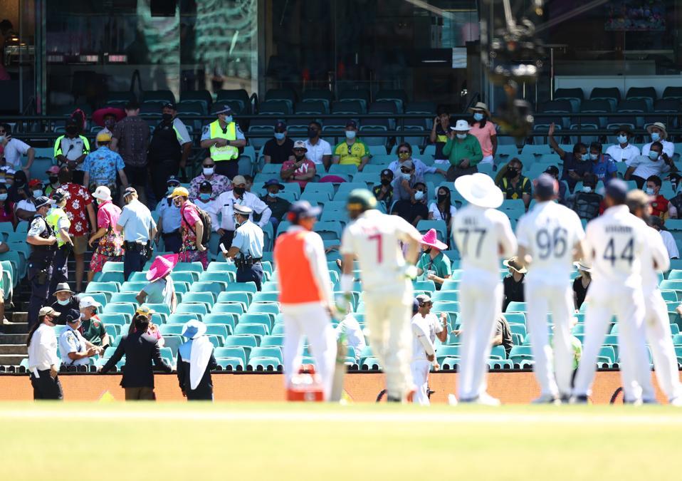 أستراليا ضد الهند: الاختبار الثالث: اليوم الرابع