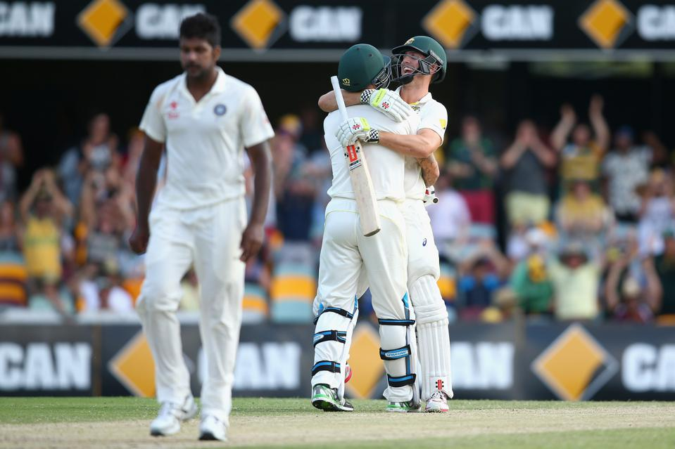 2nd Test - Australia v India: Day 4