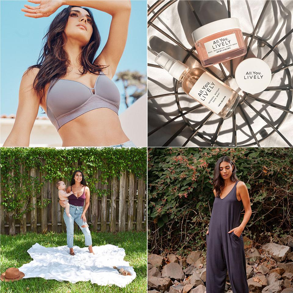 LIVELY Spacer Bra, Beauty, Maternity and Loungewear lines