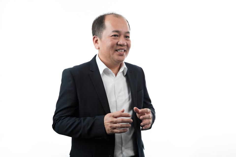 Tan Eng Kee, cofounder and CEO of Greatech Technology.