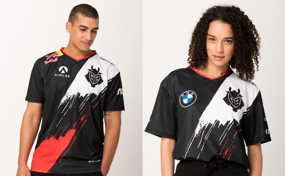 G2 Esports jerseys 2020