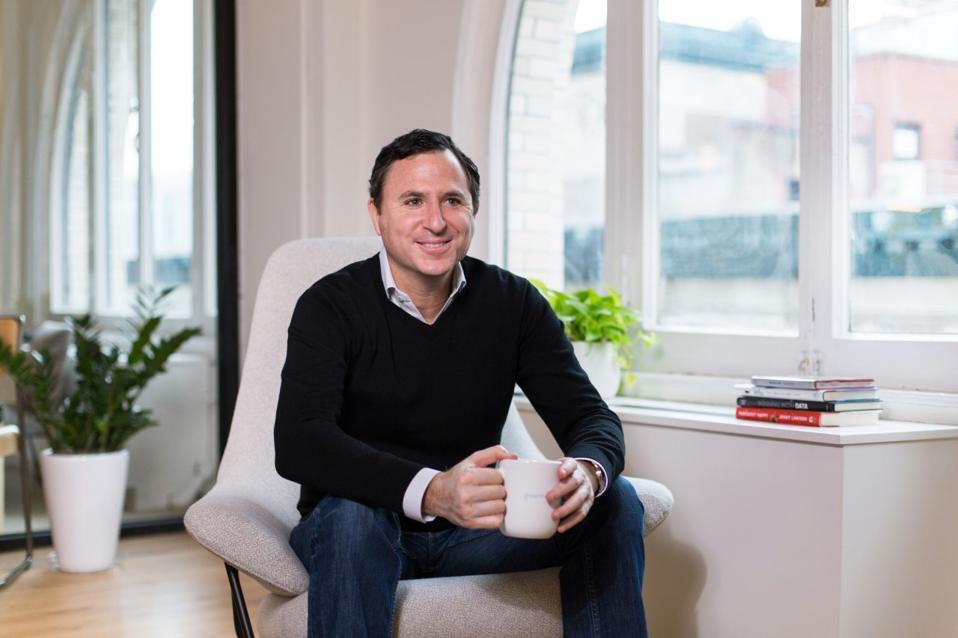 Greenhouse CEO Daniel Chait