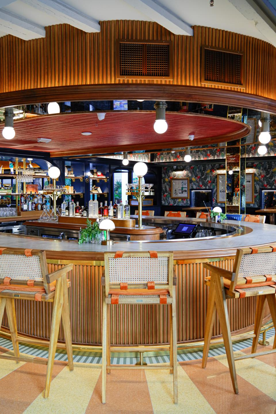 MIAMI, FL - The Main Bar at Red Rooster Overtown by Marcus Samuelsson