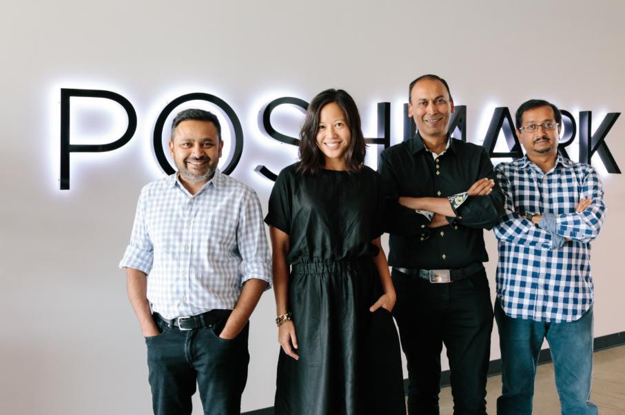 Poshmark founders