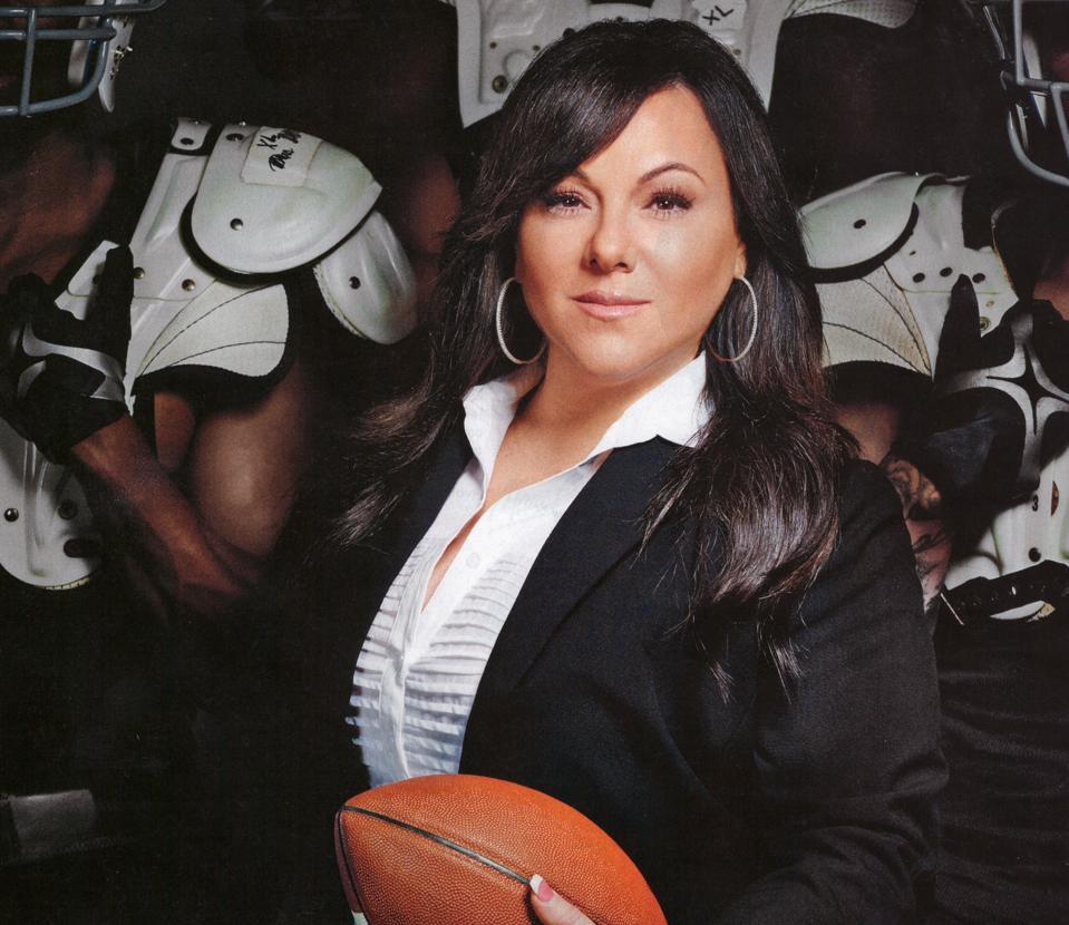 Denise White founder of EAG Sports