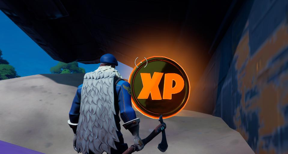 Fortnite XP Coin locations