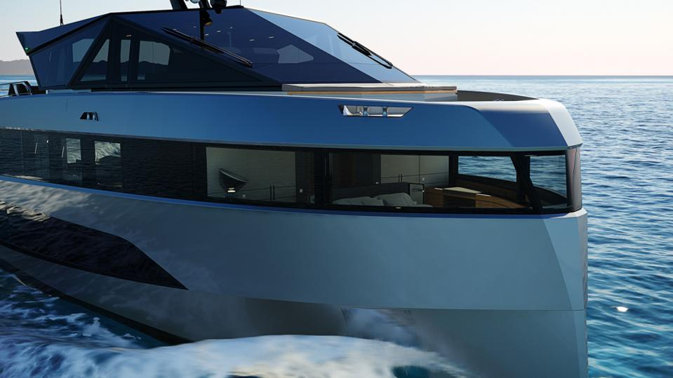 Wally Yacht's WHY200 ″compact superyacht″ is going to make a big splash in Cannes this Fall.