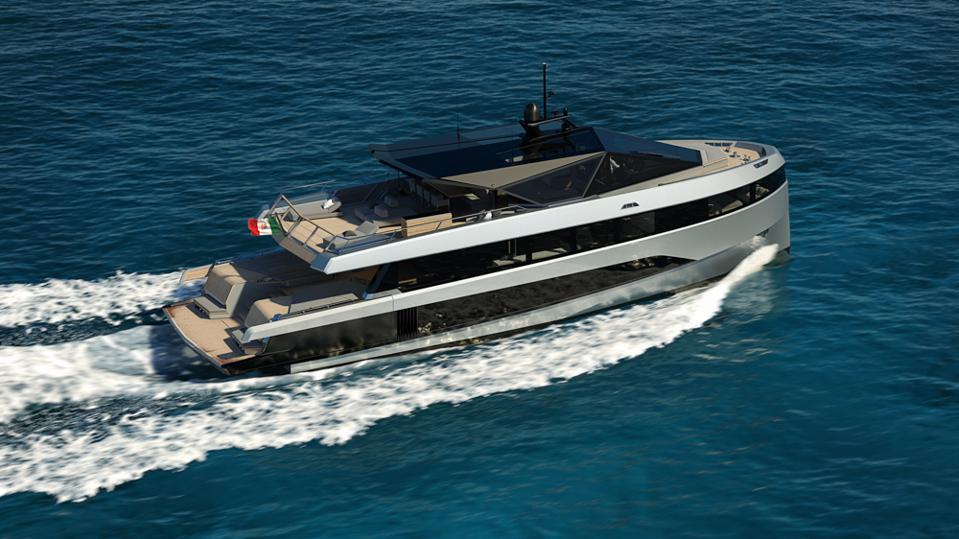 Is the WHY200 from Wally Yachts the ultimate ″Compact Superyacht?″