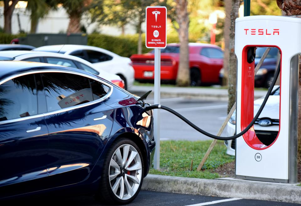 Tesla Raises Prices As Its Charging Stations