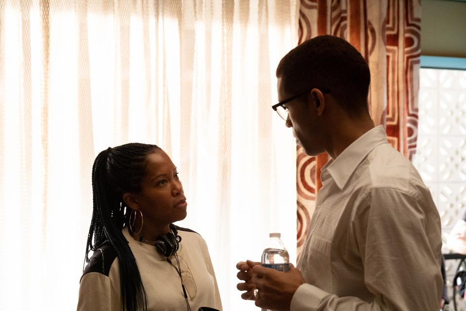 One Night In Miami, Regina King, Kingsley Ben-Adir, interview, Malcolm X, Prime Video