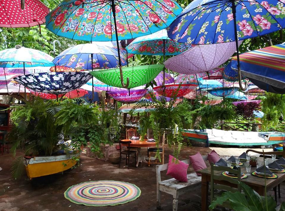 Restaurante Preta on Ilha do Frades.