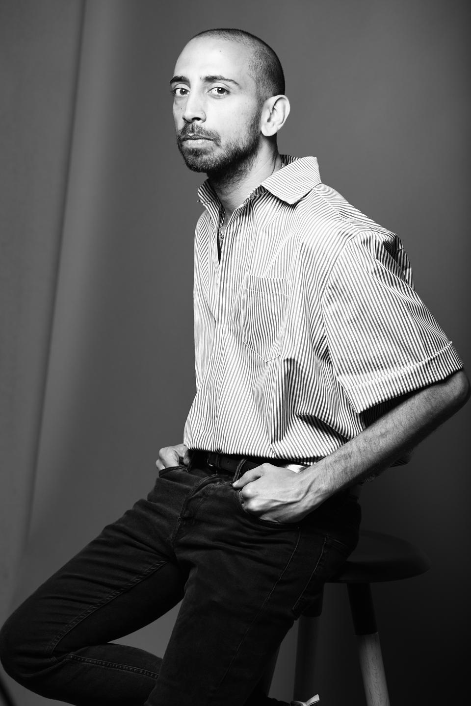 Amine Jreissati. Lebanese designer.