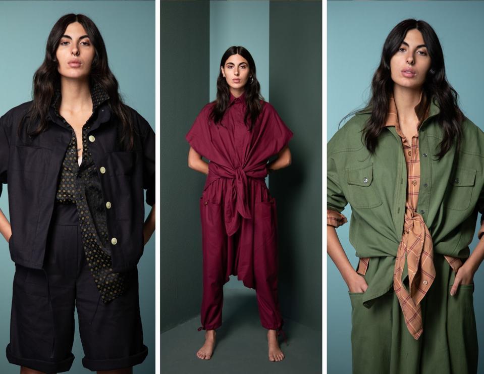 Amine Jresissati. Lebanese designer.
