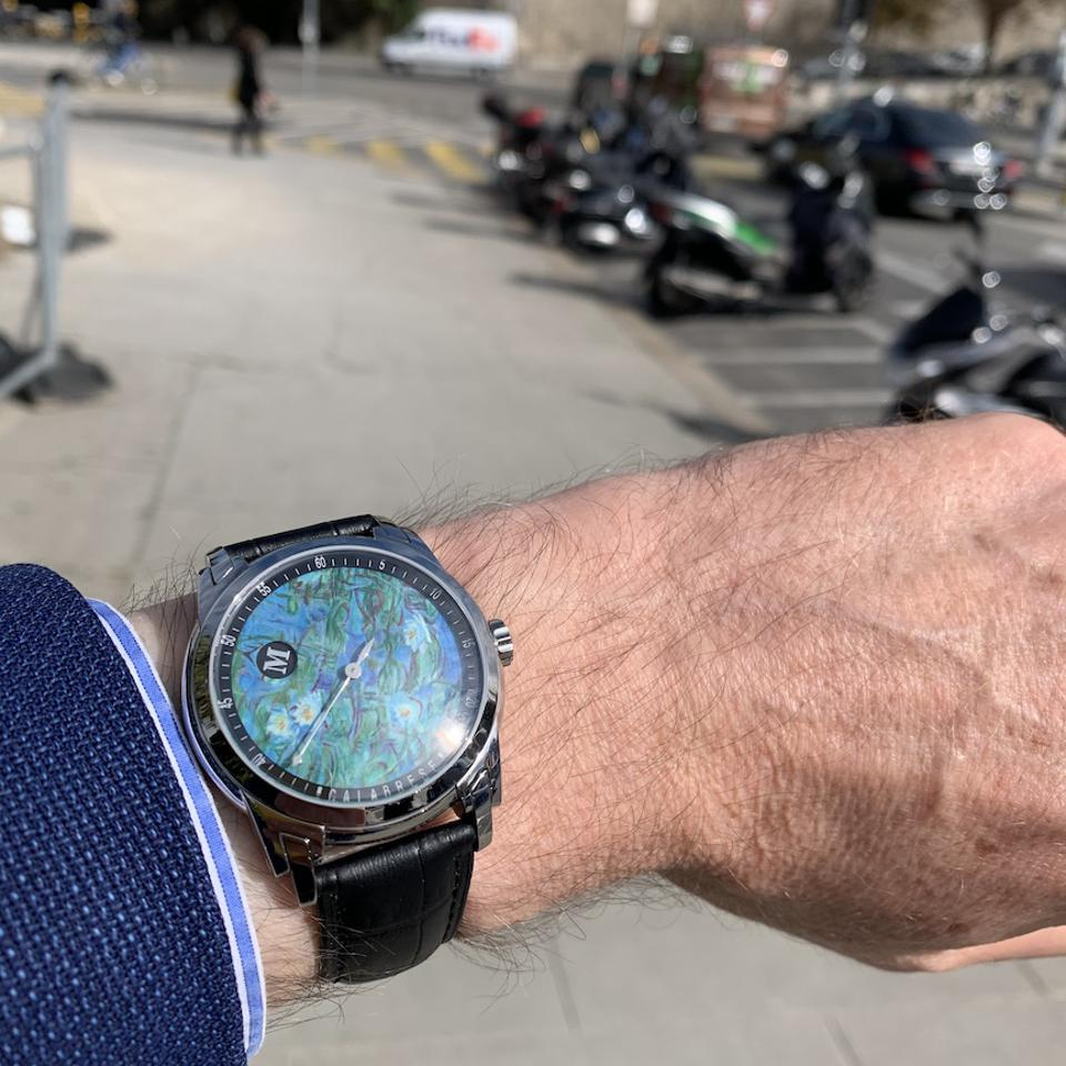 watch Museum, a museum on the wrist