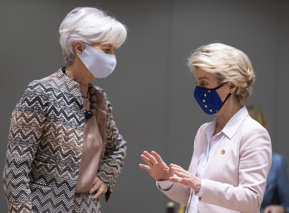 EU Summit Held In Brussels Day II
