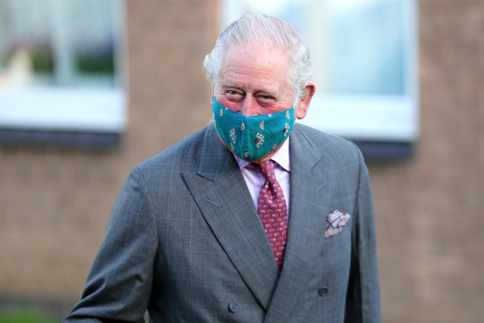 The Prince Of Wales, Prince Charles, launched the Terra Carta initiative