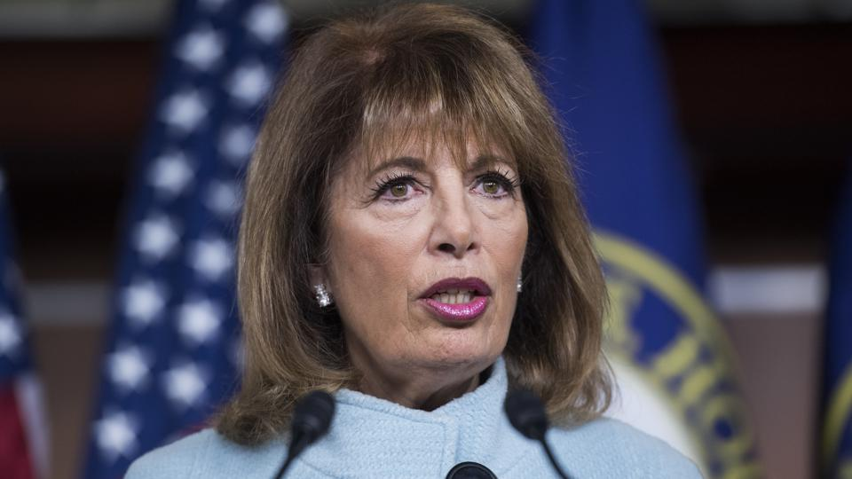 Rep. Jackie Speier: The Capitol Riot 'Took Me Back In Time' To Surviving  Jonestown Massacre