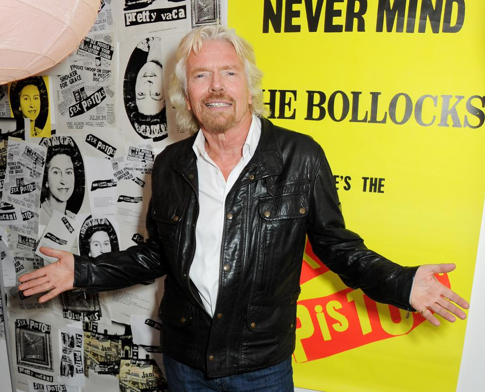 'Virgin Records: 40 Years Of Disruptions' Exhibition - Private View