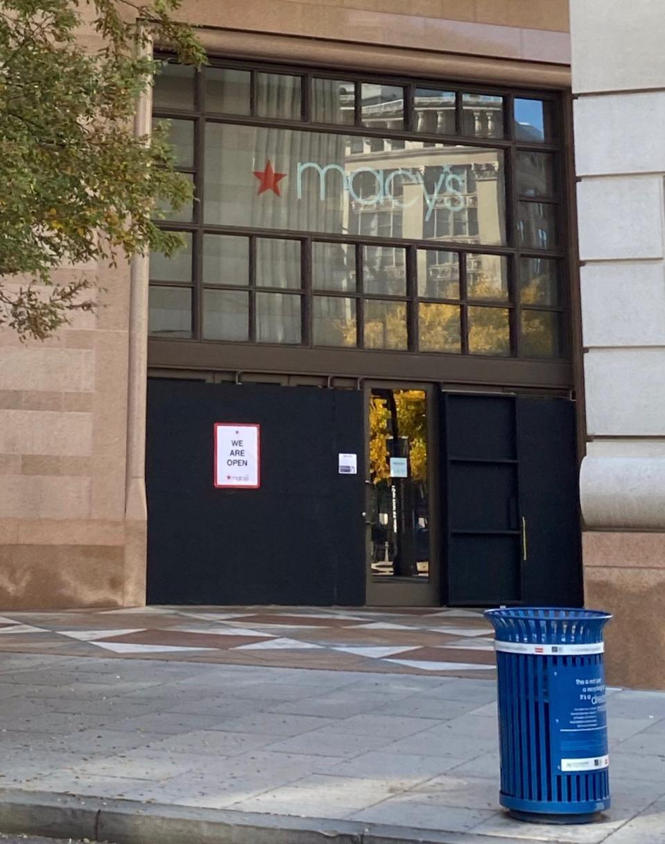 Downtown Washington Macy's