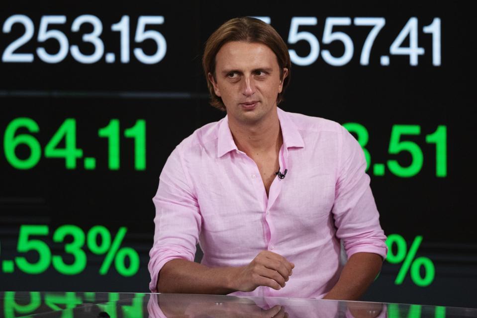 Revolut Ltd. CEO Nikolay Storonsky Interview