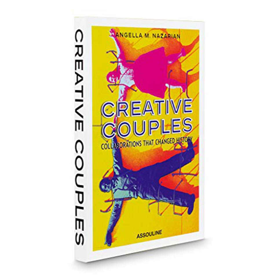 Assouline Creative Couples book.