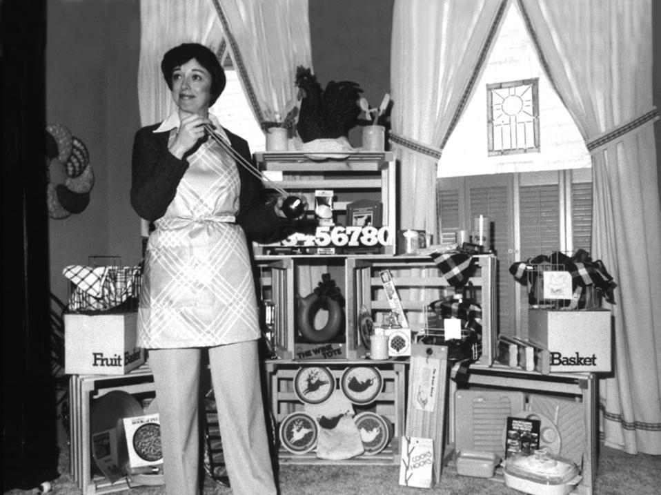 Pampered Chef, Doris Christopher