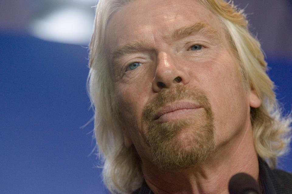 USA - Clinton Global Initiative - Richard Branson