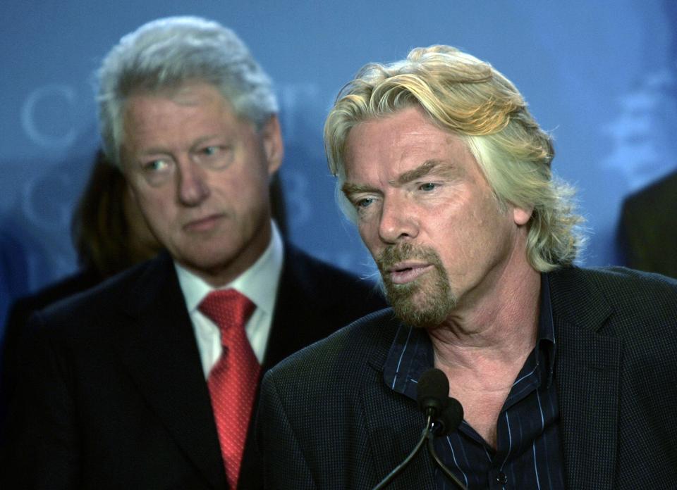 Luminaries Gather At Clinton Global Initiative Meeting