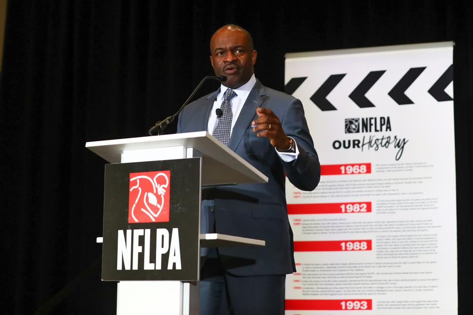 The NFLPA and OneTeam Partners are betting on the future of youth sports