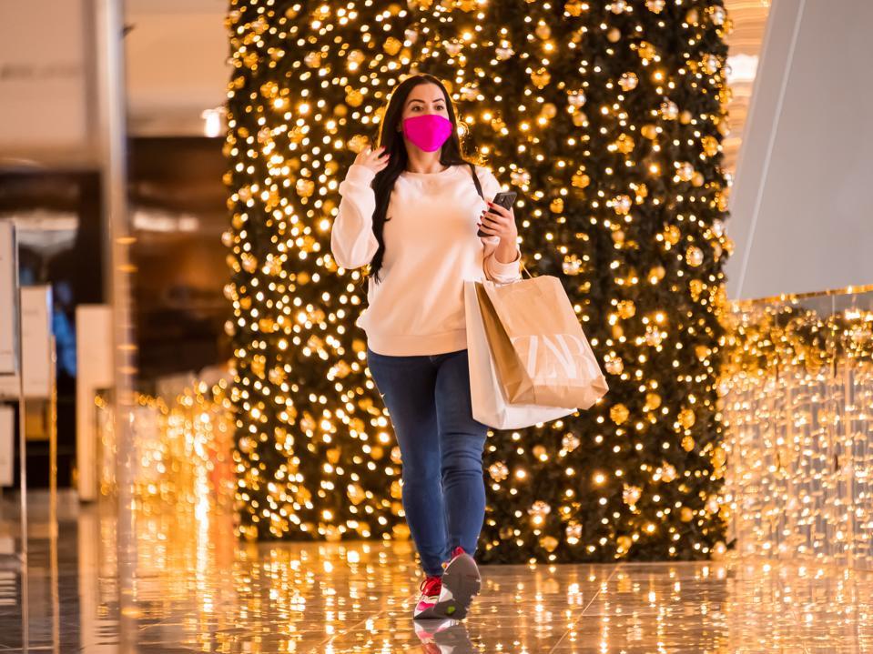 Holiday Season Begins Across New York City Area