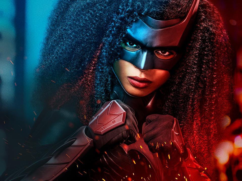 Javika Leslie as Batwoman CW Promo image 2021
