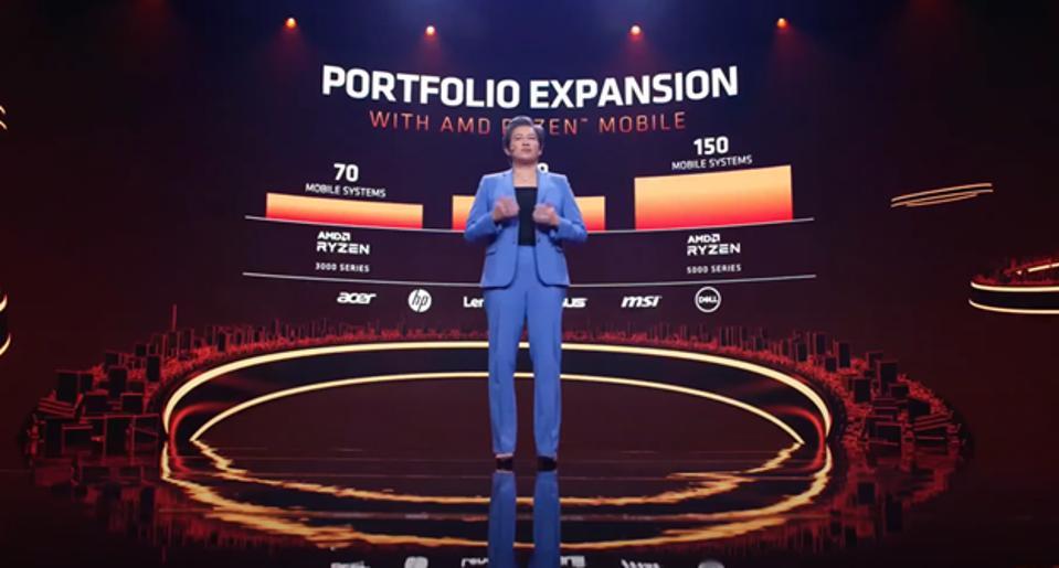 AMD's CEO, Dr. Lisa Su