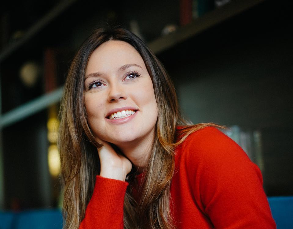 Juliette Swann, founder of Birdy