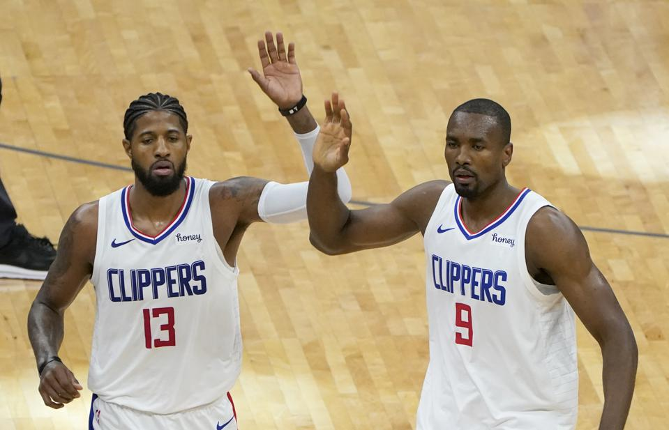 Clippers Kings Basketball